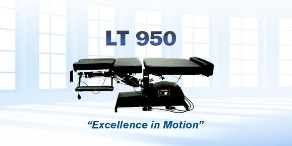 Leander Table LT950 Excellence in Motion